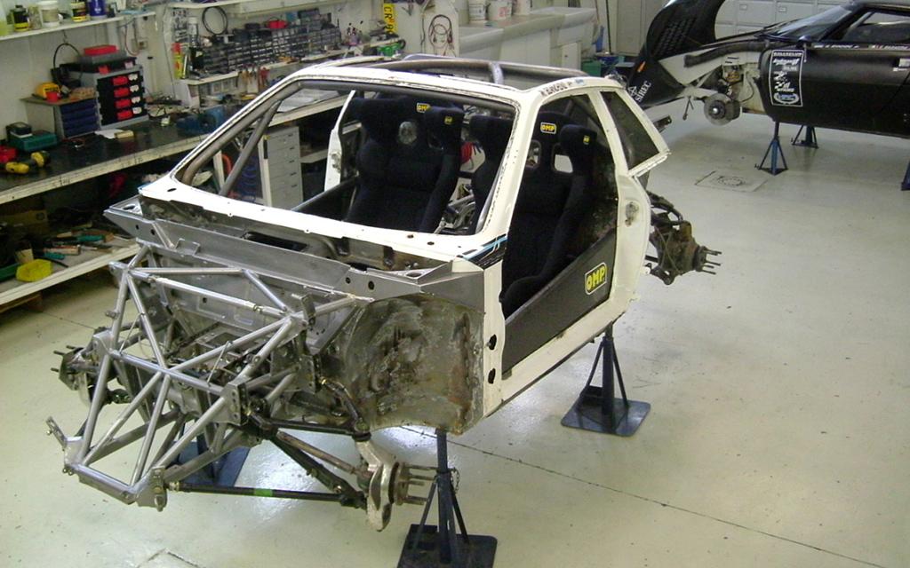 Foto Lancia 037 - Slideshow 1