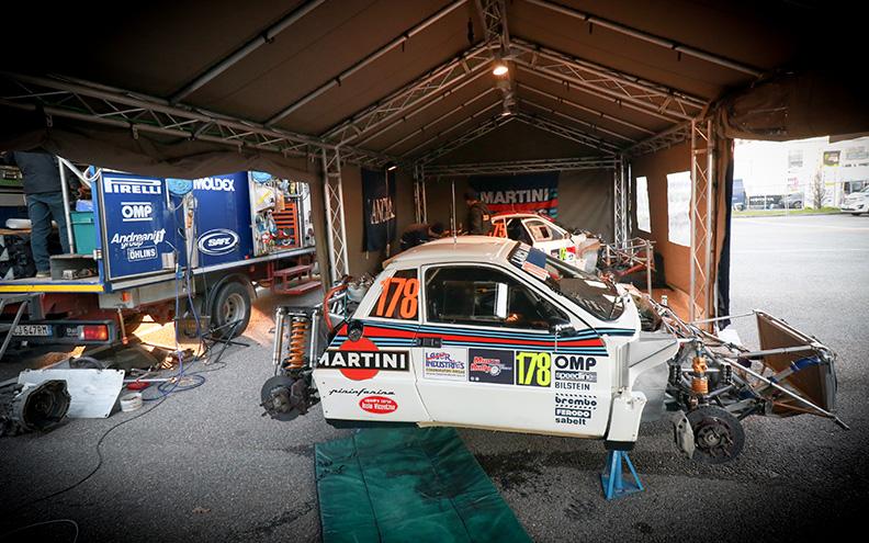Foto Lancia 037 - Slideshow 4