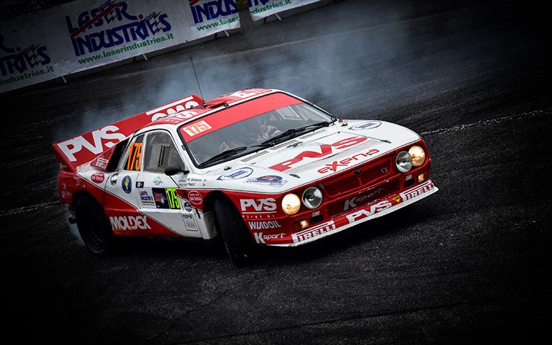 Foto Lancia 037 - Slideshow 6