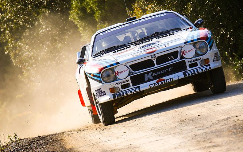 Foto Lancia 037 - Slideshow 7