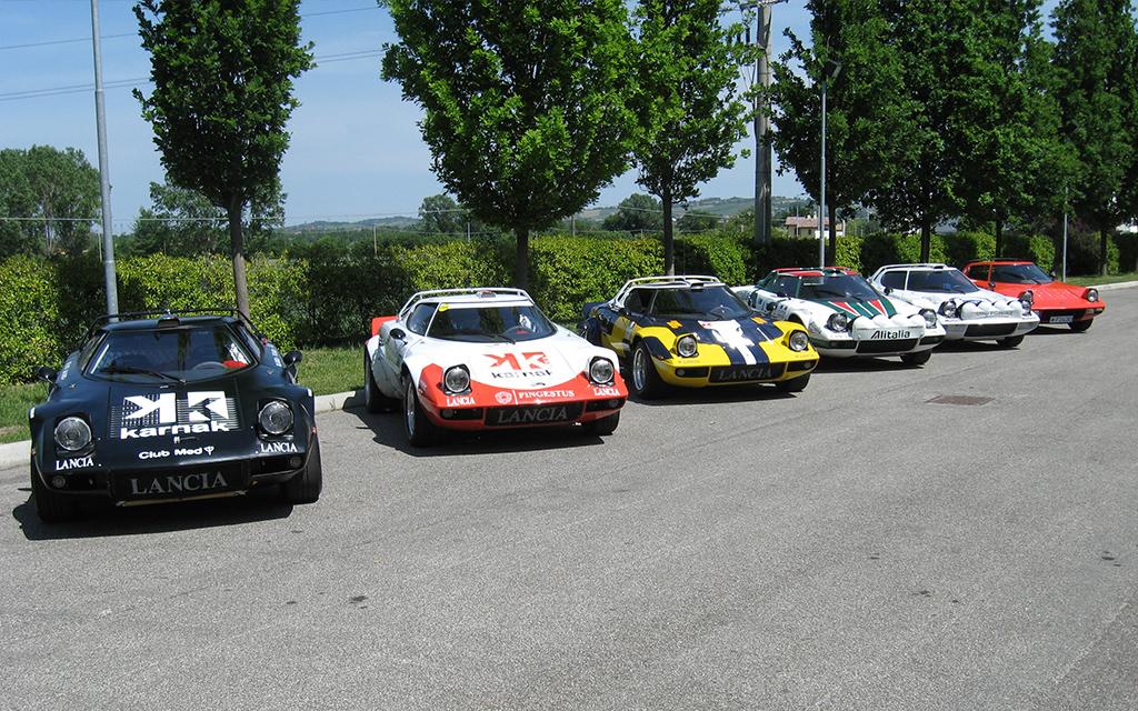 Foto Lancia Stratos - Slideshow 1