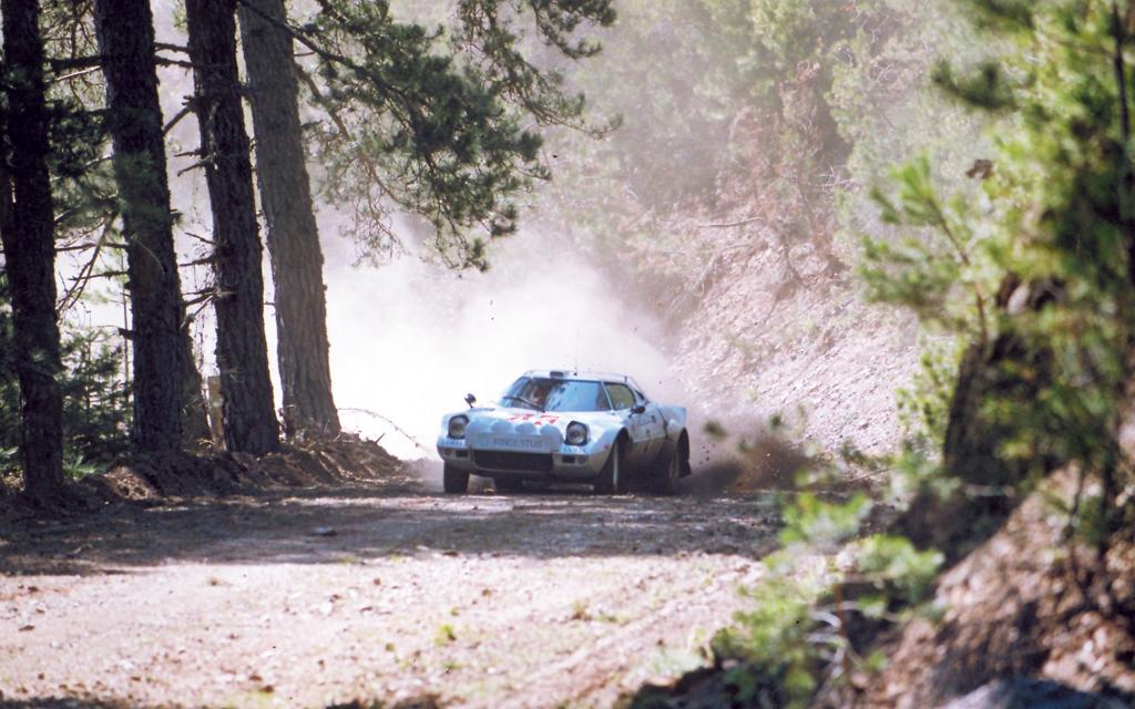 Foto Lancia Stratos - Slideshow 2