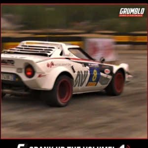 Mauro Sipsz - Lancia Stratos...