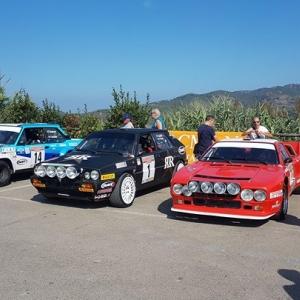 Rally elba storico 2018...