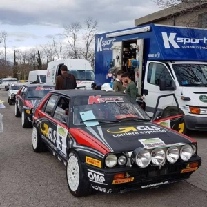 Rally Vallate Aretine historic 2019...
