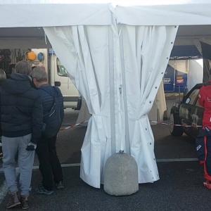 Monza rally show...